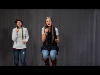 Tiffany Alvord - When I Look at You by Miley Cyrus