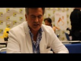 Interview with Bruce Campbell of Burn Notice (Comic-Con sept.2010)