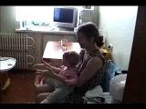 38 Танцы у мамы на коленях